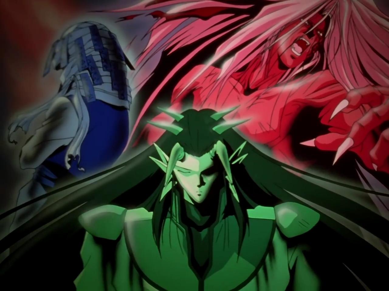 The Three Kings   YuYu Hakusho Wiki   FANDOM powered by Wikia