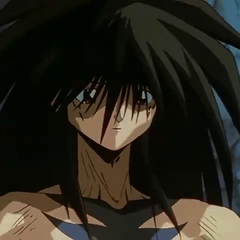 Yusuke triste por lo de sensui