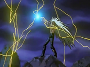 Demon gun mega charge