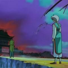 Genkai se despide de toguro