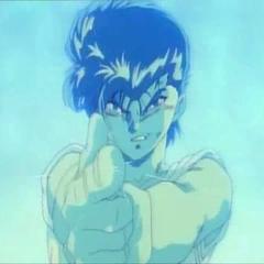 Yusuke en la pelicula