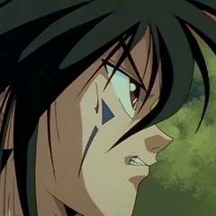 Yusuke decidido para matar a raizen