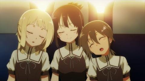 NC 1080p YuYuYu Washio Sumi no Shou Opening 4 Egao no Kimi e To The Smiling You