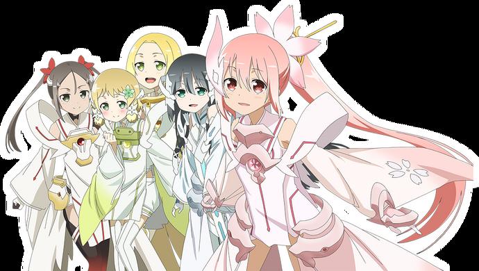 Yuki Yuna is a Hero Wiki | FANDOM powered by Wikia