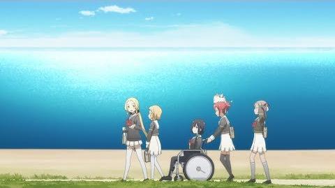 NC 1080p Yuuki Yuuna wa Yuusha de Aru Ending 2 Aurora Days
