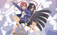 Takashima Chikage limited editon cover NoWaYu manga