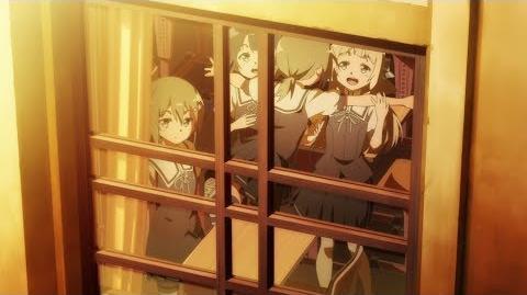 NC 1080p YuYuYu Washio Sumi no Shou Ending 3 Tamashii Spirit