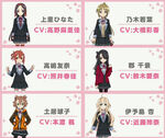 Nowayu voice actors
