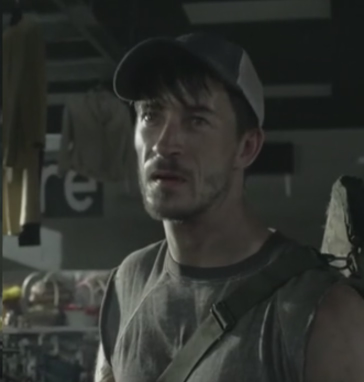 Daniel Brockley actor