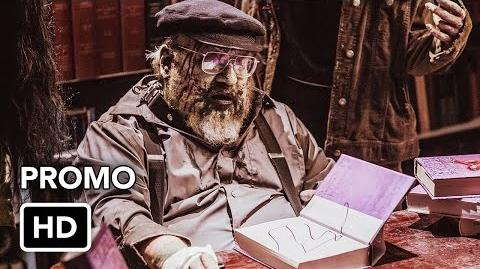 """Z Nation 2x08 Promo """"The Collector"""" (HD) ft. George RR Martin"""