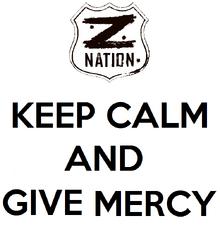 Z nation bw