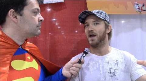 "Motor City Comic Con Michael Welch talks ""Z Nation"""