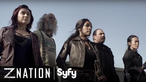 Z NATION Season 3, Episode 3 Sneak Peek Syfy