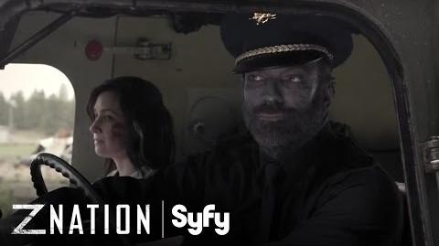Z NATION Season 3, Episode 2 'Speak of the Blue Devil' Syfy