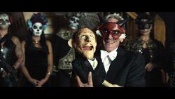 Señor Diablo y Pepito