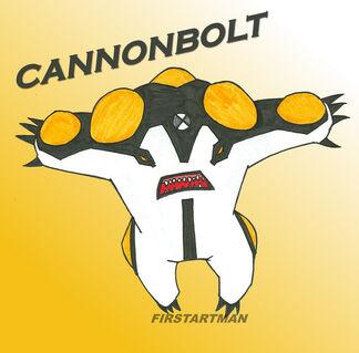Cannonbolt age 10