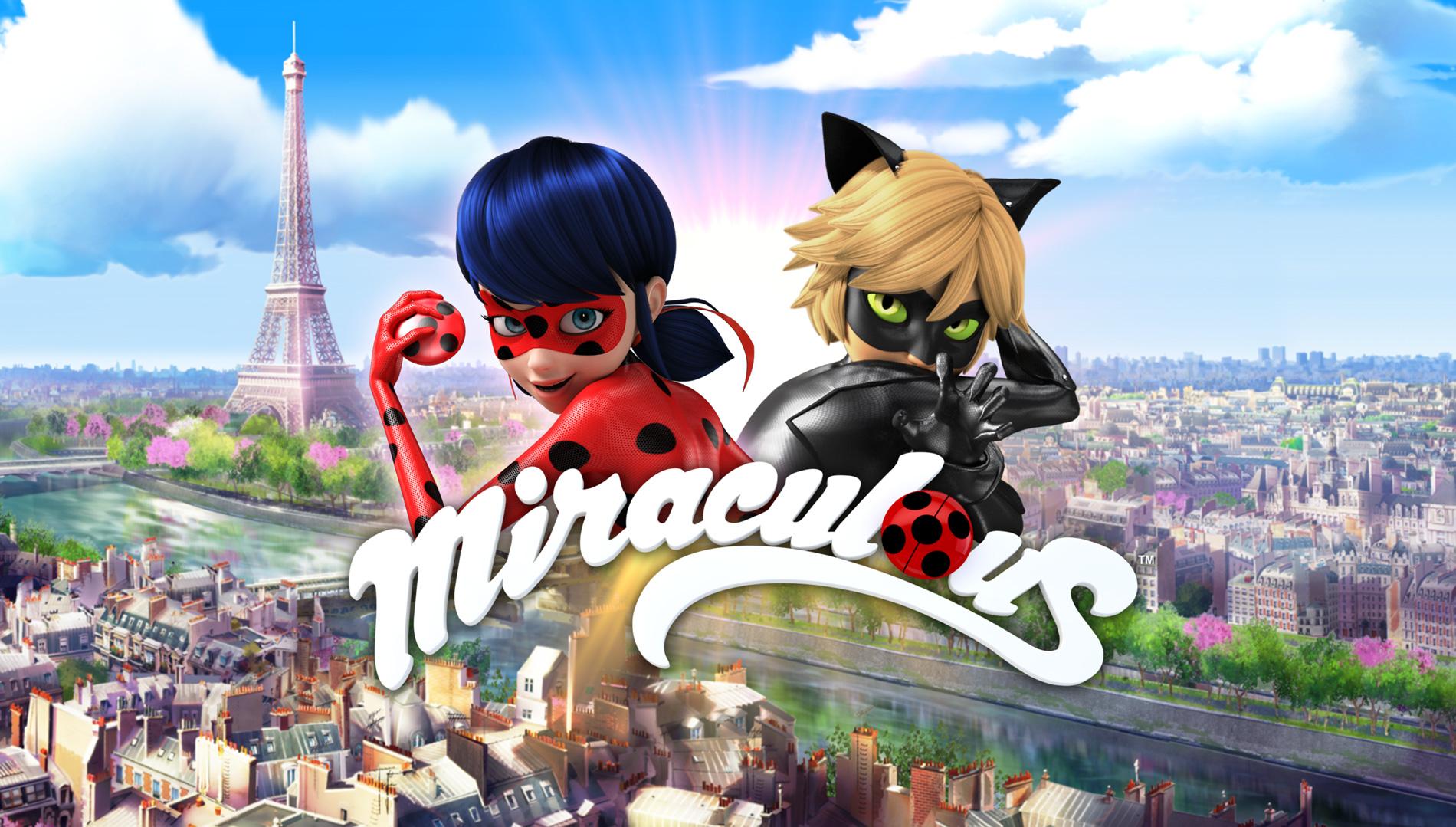 Episodios De Miraculous Las Aventuras De Ladybug Wikia Zag