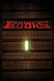 Legendary Books promotional poster
