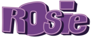 Rosie logo (alternate)