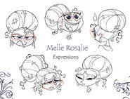 Transylmaniac - Melle Rosalie's Expressions