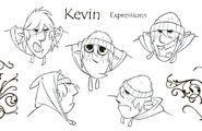 Transylmaniac - Kevin's Expressions