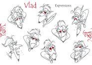 Transylmaniac - Vlad's Expressions