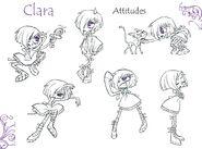 Transylmaniac - Clara's Attitudes