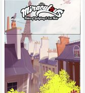 Tales from Paris - sneak peek image