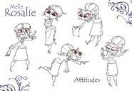 Transylmaniac - Melle Rosalie's Attitudes