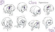 Transylmaniac - Clara's Expressions
