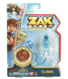 Zak Storm Clovis Figure with Coin