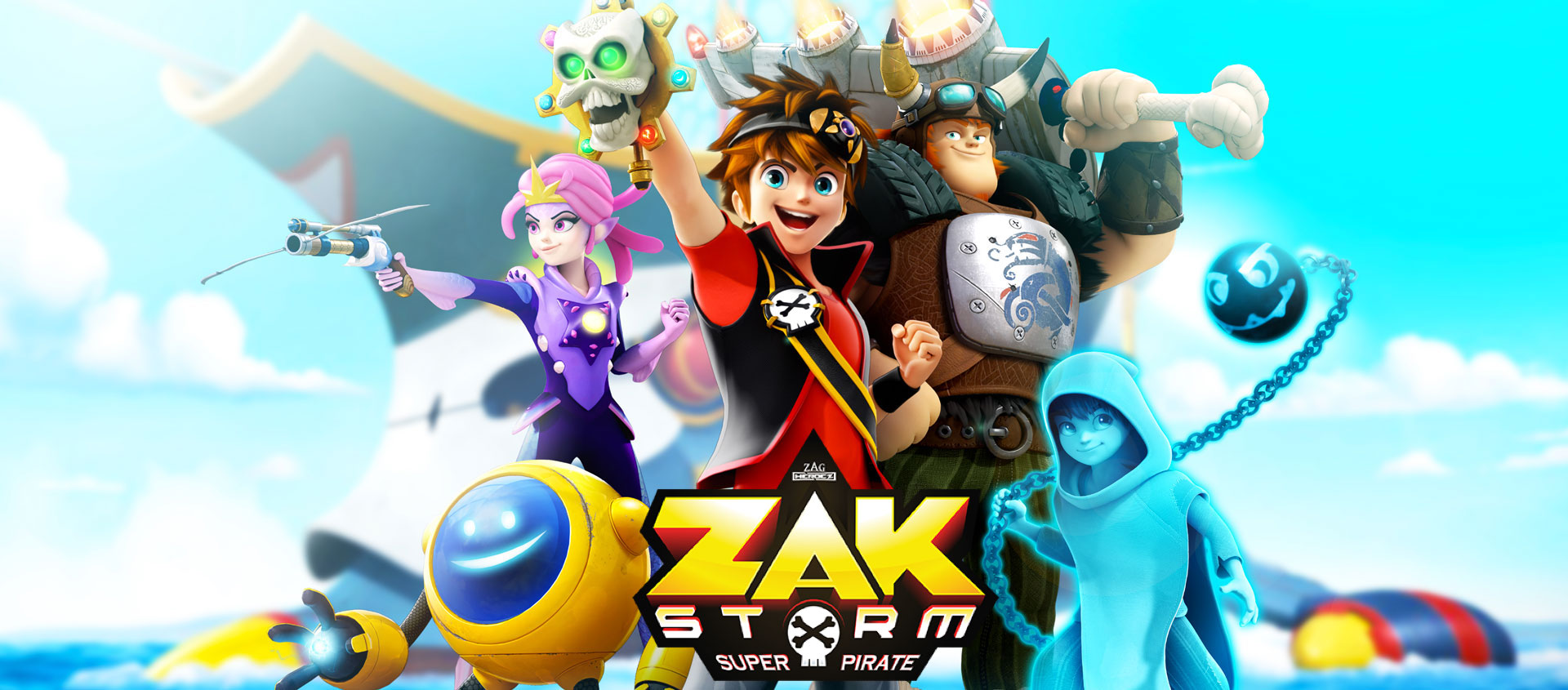 Image result for Zak storm