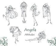 Transylmaniac - Angela's Attitudes