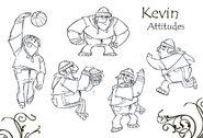 Transylmaniac - Kevin's Attitudes