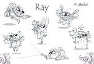 Transylmaniac - Ray's Attitudes