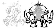 Sweet Power - Strawberry Bot sketch