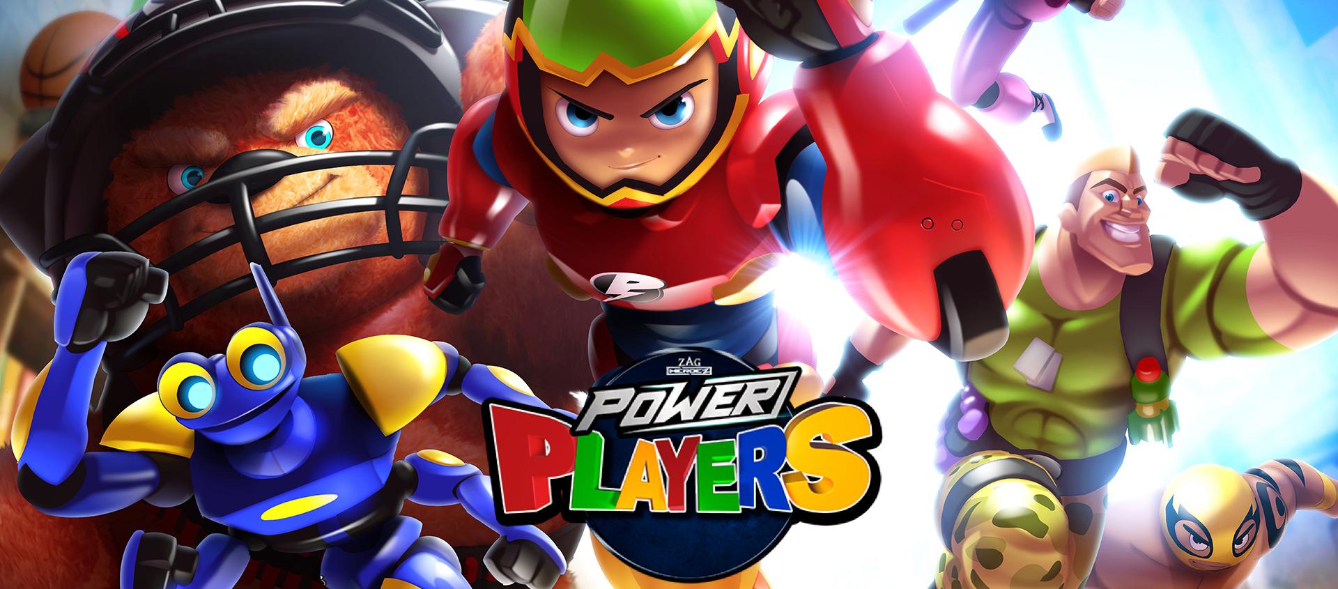 Power Players   Zagtoon Wiki