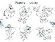 Transylmaniac - Franck's Attitudes