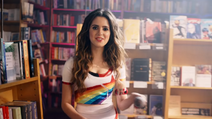Laura Marano music video - Miraculous comic cameo