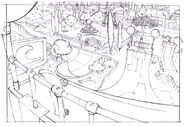 Sweet Power - Skate Park sketch