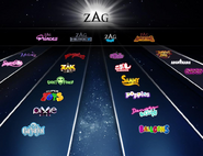 ZAG shows and movies