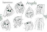 Transylmaniac - Angela's Expressions
