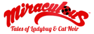 Miraculous Ladybug logo red