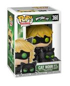 Cat Noir with Plagg Funko