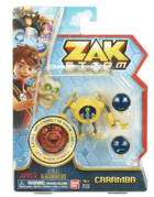Zak Storm Caramba Figure with Coin