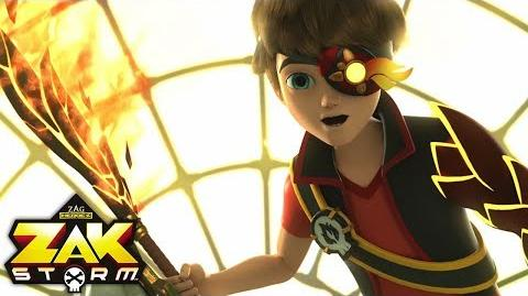 ZAK STORM ⚔️ THE SEAS SEVEN ⚡️ Super Pirate