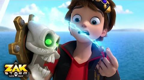 ZAK STORM ⚔ What if you found a talking sword?