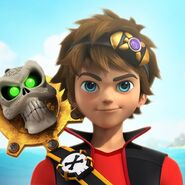 Zak Storm - Youtube profile 2