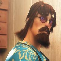 Zak's father
