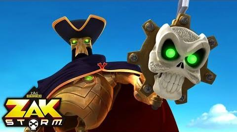 ZAK STORM ⚔️ THE SWAP ⚡️ Super Pirate